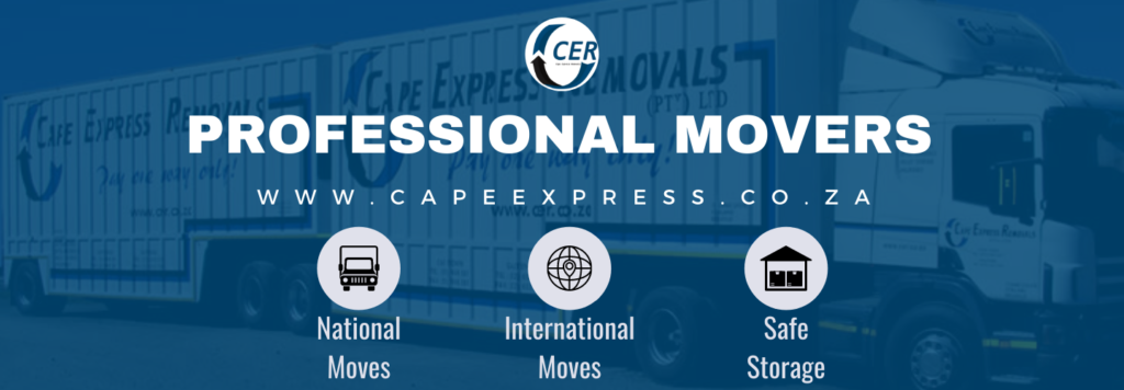 Professional Movers. Cape Express Removals